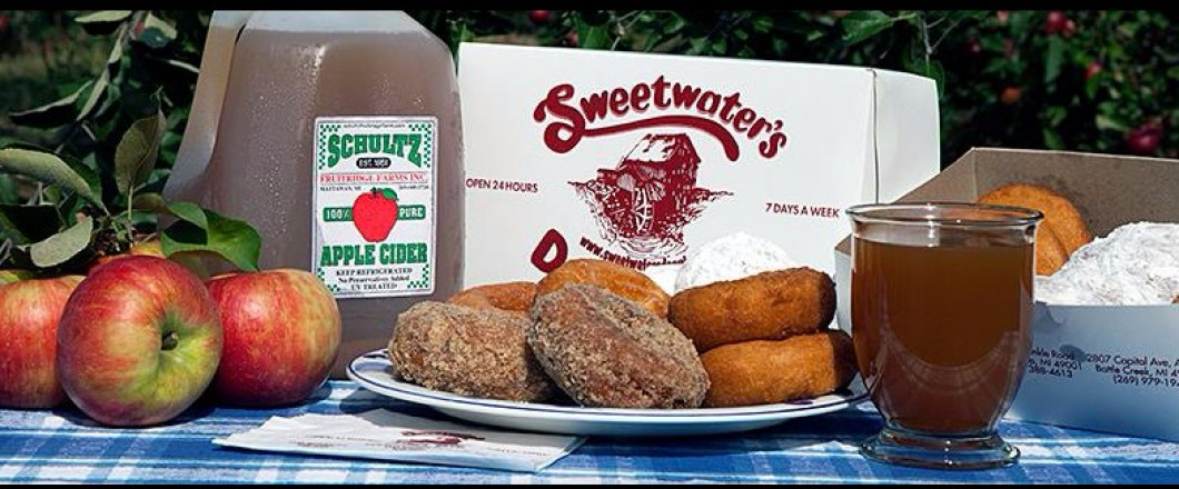 Come in TODAY to try our new Pumpkin Cake Donuts and a splash of Schultz's Apple Cider!